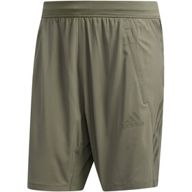 adidas Aeroready 3 Stripes Shorts Men, legacy green